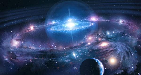 عظمت جهان هستی ما را به تفکر وا میدارد