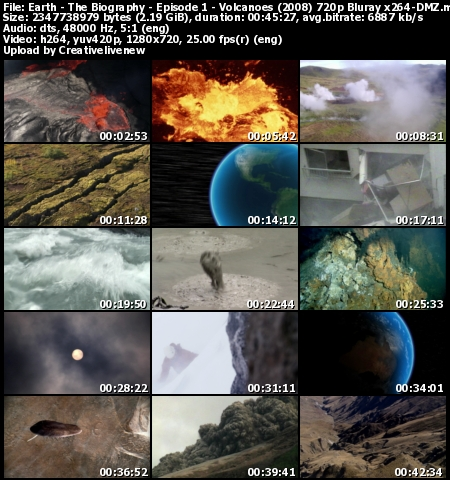 Earth Biography