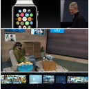 Microsoft Build, Google IO, Apple WWDC